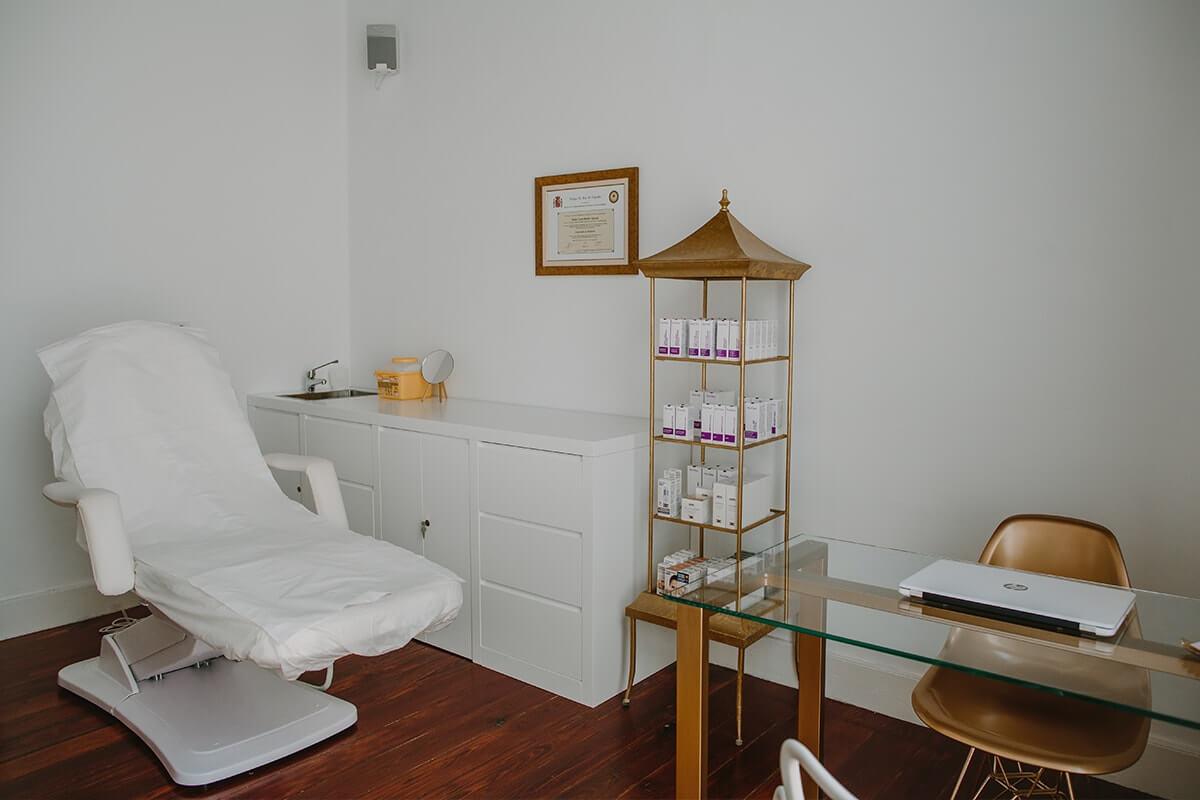 Clínica medicina estética en Las Palmas - Consultorio
