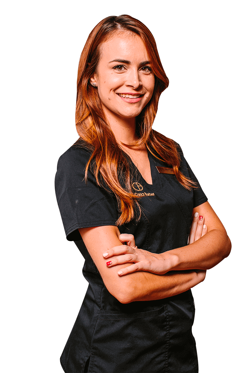 Cynthia Naranjo - ESTETICISTA