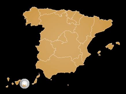 Clínica medicina estética en Las Palmas - Mapa